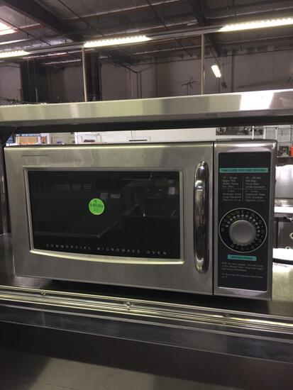 Sharp 1000 watt microwave