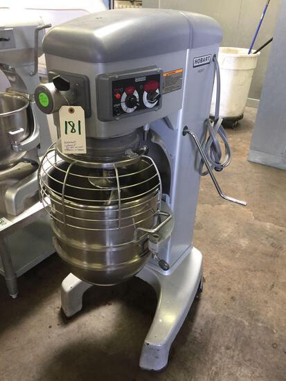 Hobart legacy 40 quart mixer