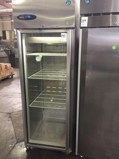 Hoshizaki 1 glass door refrigerator