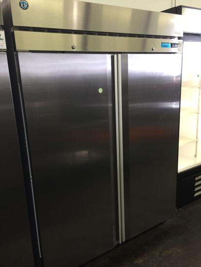 Hoshizaki 2 door freezer