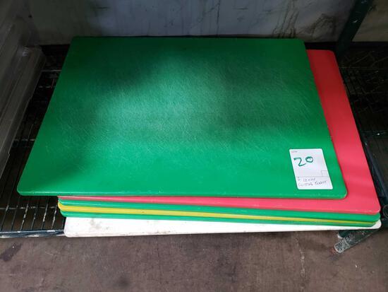 18 in. X 24 in. Mylar Cutting Boards