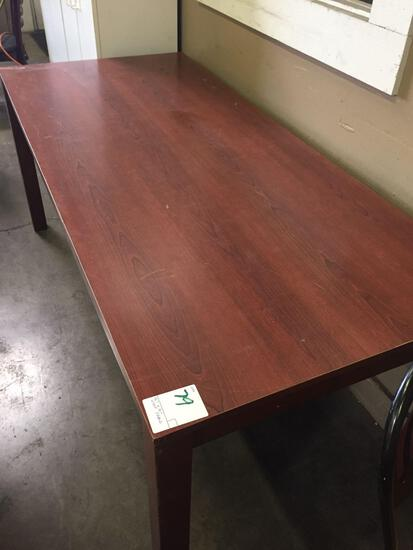 36 x 72 formica top table
