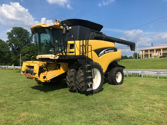 Farm & Construction Machinery Consignment Auction