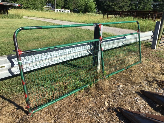 12FT GREEN GATE