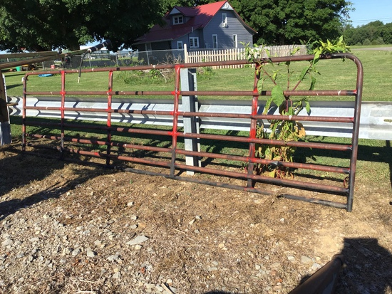16FT RED GATE