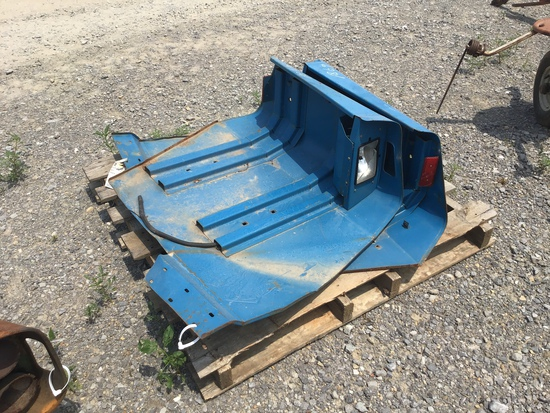 PAIR OF NH/FORD FENDERS - BOTH ONE PRICE