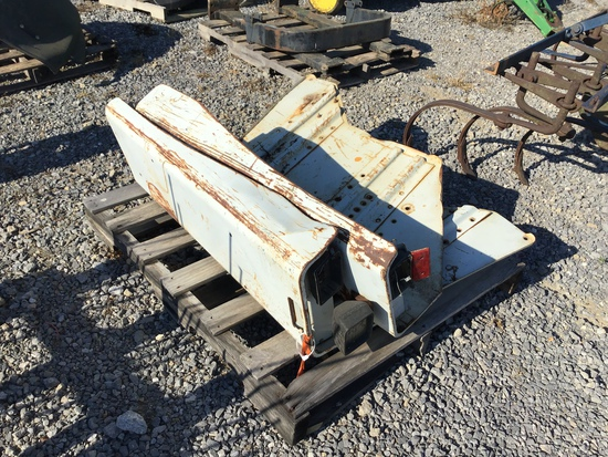 PAIR OF FORD FENDERS - BOTH ONE PRICE