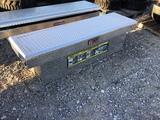TSC ALUMINUM TOOL BOX