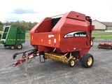 BR780 NEW HOLLAND ROUND BALER
