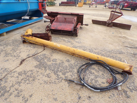 UNKNOWN GRAVITY BOW HYDRAULIC AUGER 21516