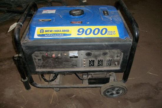 New Holland 9000 watt Generator