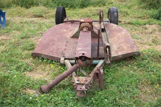 JD 127 Pull-type Rotary Mower