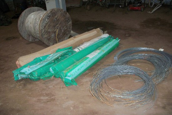 Wire Hoops & Row Covers