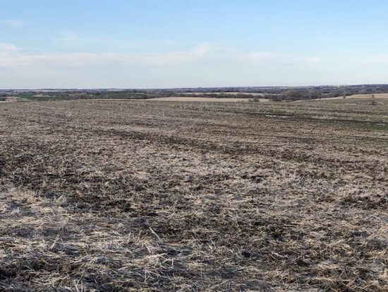 160 Acres +/- Upland Farm Just NW of Chapman