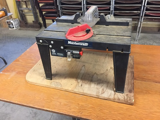 MATERCRAFT ROUTER TABLE