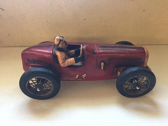 CAST RACE CAR
