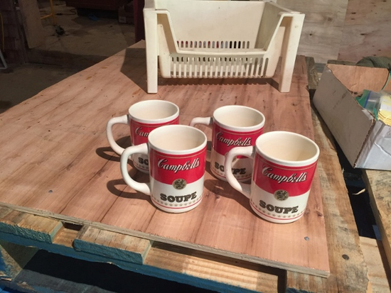 CAMPBELL SOUP CUPS