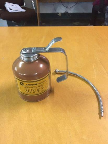 HEAVY DUTY PUMP OILER (OIL CAN)
