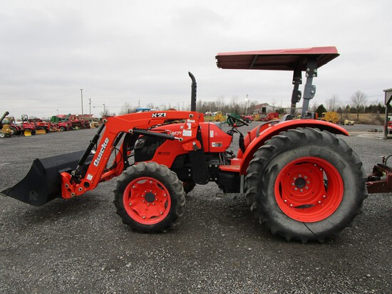 Powell Farms Inc 2 Day consignment Auction Day 1