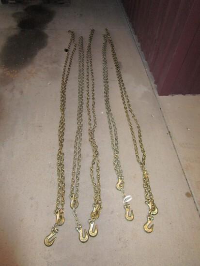 5 Log Chains