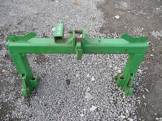 Green Quick Hitch