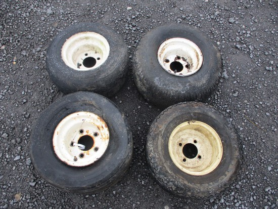 Misc Golf Cart Rims