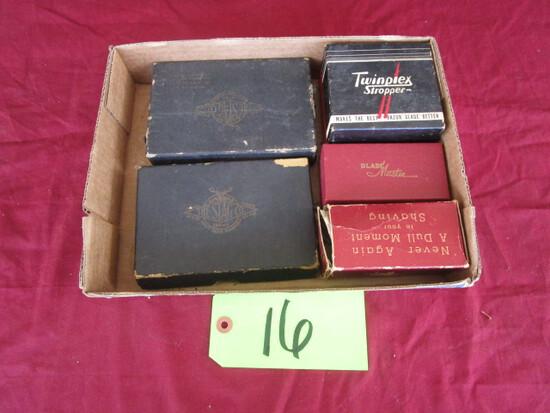 Vintage Razor stroppers