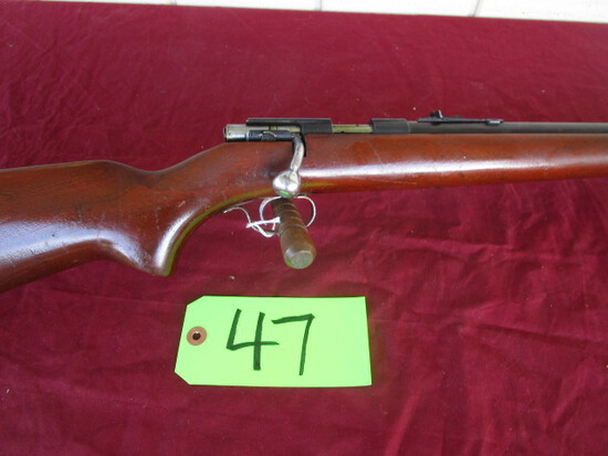 Winchester 72A .22 LR rifle