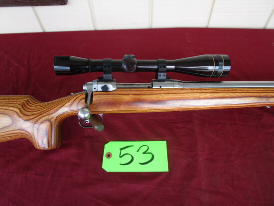 Savage 12 BVSS .22-250 rifle w/ Leupold Scope