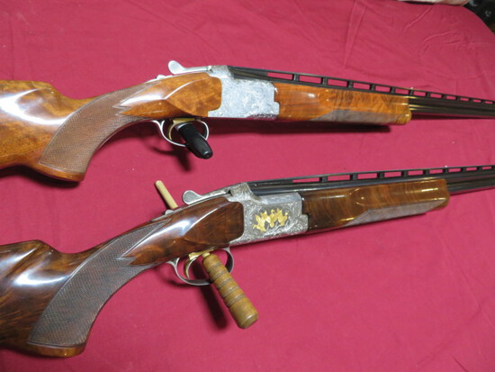 Gun Auction - Winchester, Browning, Colt