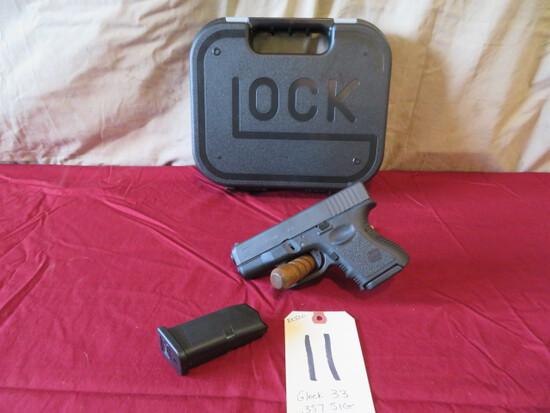Glock 33 .357 SIG