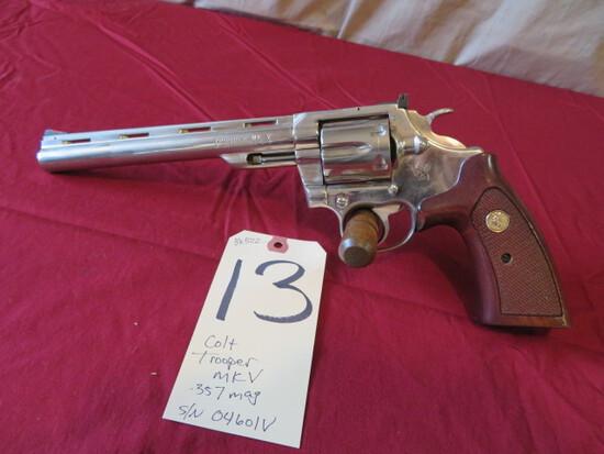 Colt Trooper MKV .357 Mag