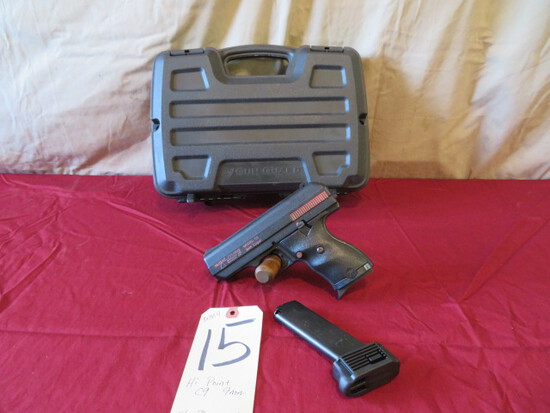 Hi Point C9 9mm pistol