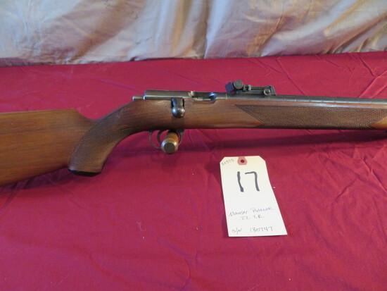 Mauser Patrone .22 LR Target Rifle