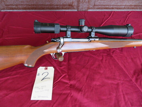 Ruger M77 MKII .300 Win Mag