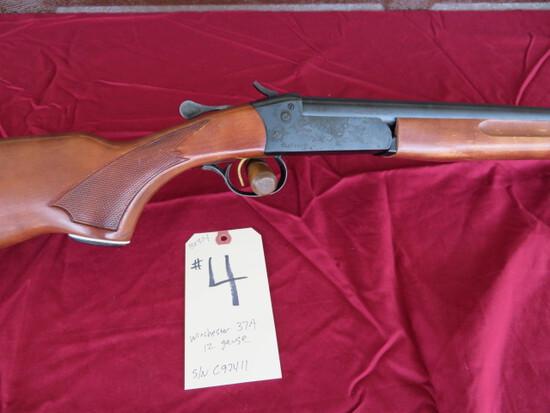 Winchester 37A 12 gauge