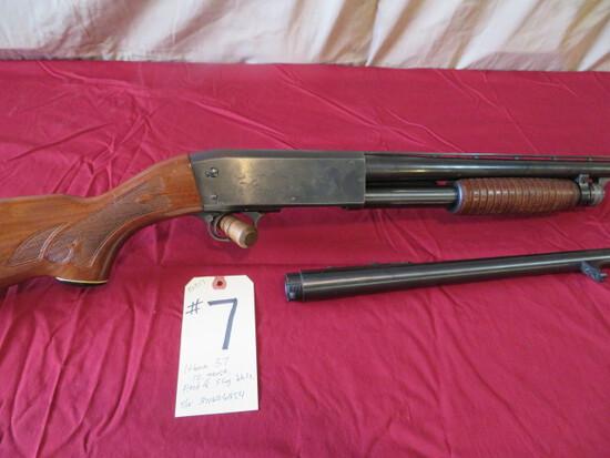 Ithaca 37 Deerslayer 12 ga Combo