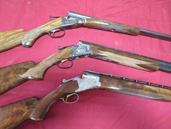 Guns & Ammo - Browning, Winchester, Ruger, Colt