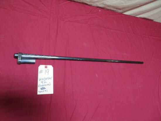 Winchester 42 Barrel
