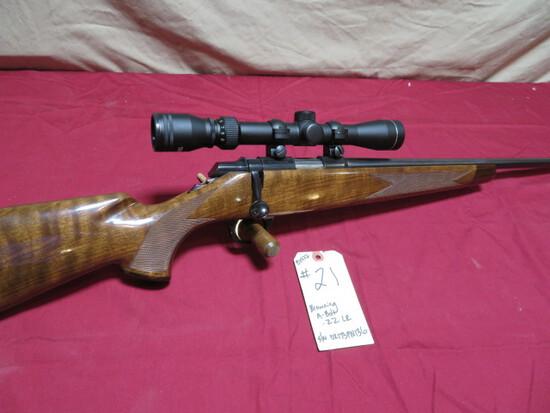 Browning A-Bolt .22 LR