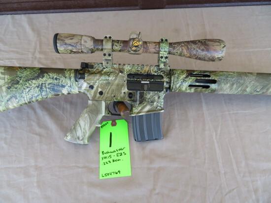 Bushmaster XM15-E2S 5.56/.223
