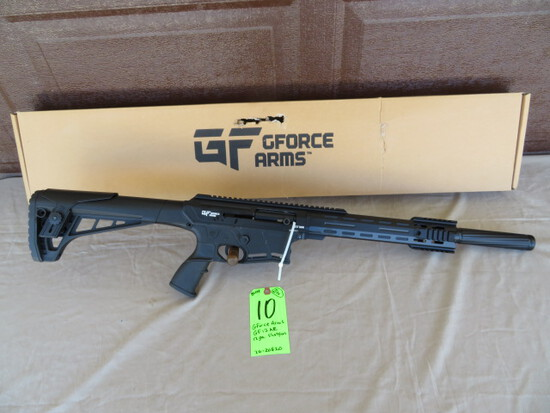 GForce Arms GF12AR 12 ga. shotgun