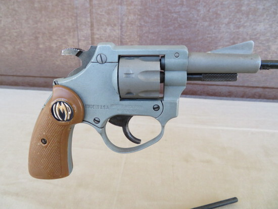 IMP model 7 .22 Short revolver