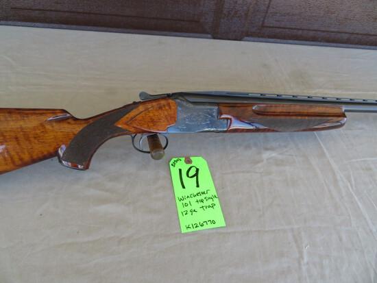 Winchester 101 12 ga. Trap