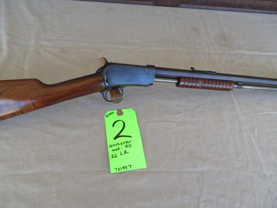 Winchester 90 .22 LR pump