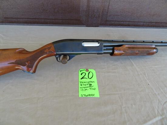 Remington 870TB 12 ga. Trap