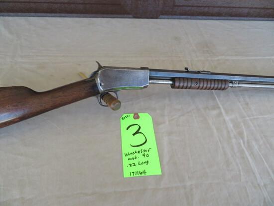 Winchester 90 .22 Long pump
