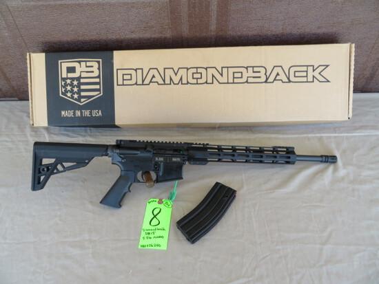 Diamondback DB15 5.56 Nato