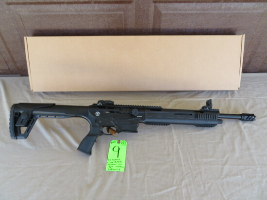 Silver Eagle Tactical LC 12 ga. shotgun
