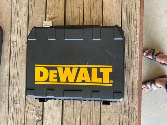 DeWalt Corded Drill